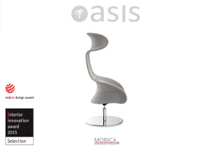 Oasis reddot design award 2015